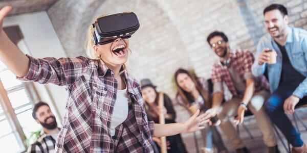 Zažite virtuálnu realitu kdekoľvek - príde za vami!