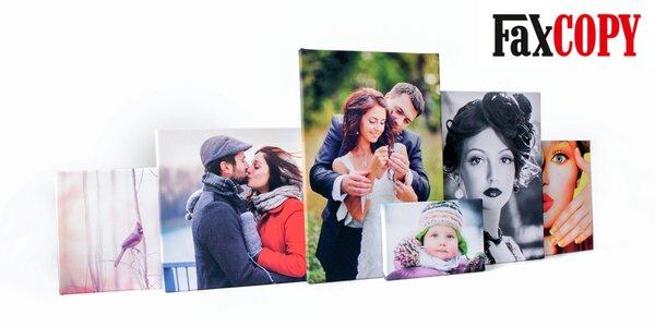 Štýlový obraz na plátne z vlastnej fotografie vo fotografickej kvalite od FaxCOPY