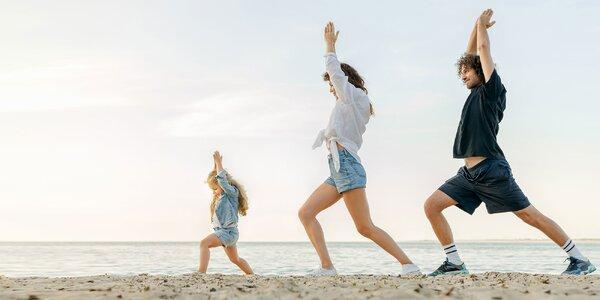 Obezita a lenivosť na každom kroku. Ako udržať rodinu zdravú a fit?