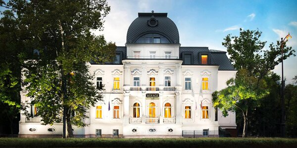 Exkluzívny 4* hotel v centre Budapešti: pobyt s raňajkami