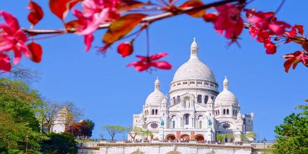 Paríž a Versailles počas 5 dní