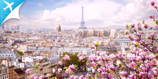 Letecký zájazd do Paríža s návštevou Disneylandu