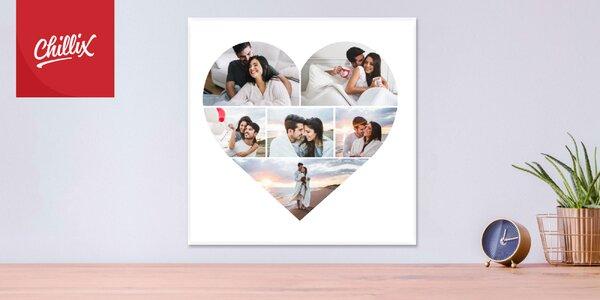 Vaša večná láska na valentínskom fotoobraze!