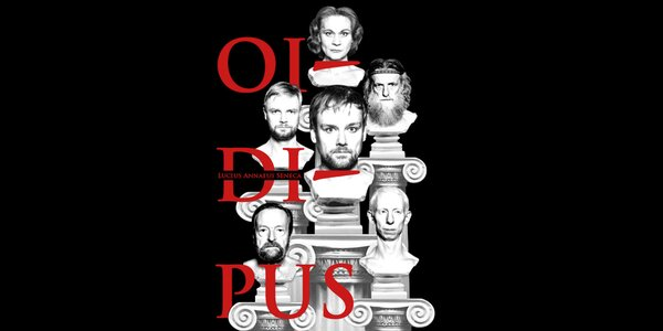 Predstavenie OIDIPUS na Malej scéne 25.3. a 28.3.2020