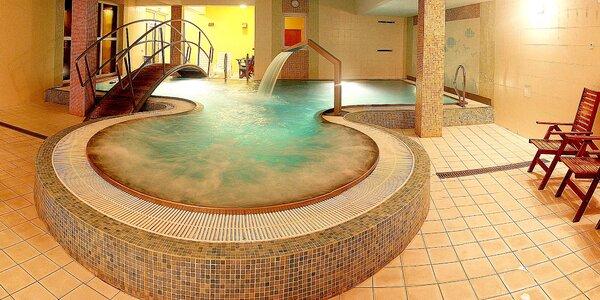 Úžasný wellness pobyt v obľúbenom hoteli***