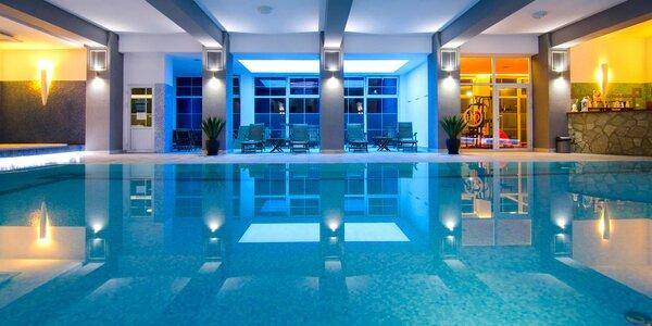Ubytovanie v Poľsku s bohatým wellness v atraktívnom hoteli