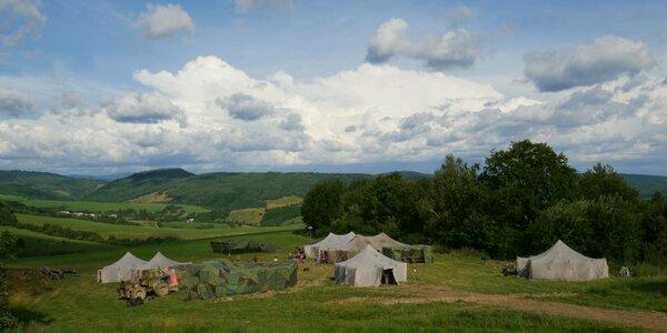 Offroad víkendový akčný tábor pre deti a mládež od 8 - 18 rokov
