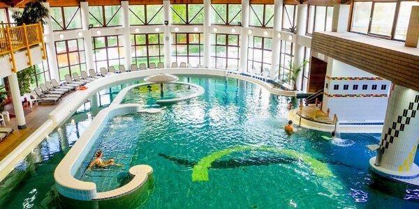 Wellness pobyt s polpenziou oproti kúpeľom a aquaparku