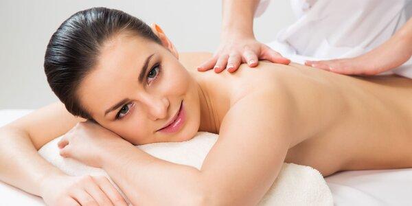 Masáže pre ženy: Klasická alebo s Reiki, Dornova metóda či indická Champi