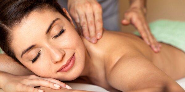 Masáže pre zdravé telo a šťastnú dušu (4 druhy masáží)