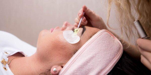 Lash lift & botox pre vytočenie a zvýraznenie rias