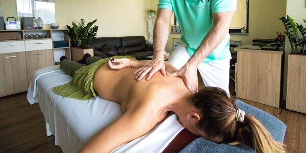 Lymfodrenáž, Oxygenoterapia, sauna či masáž