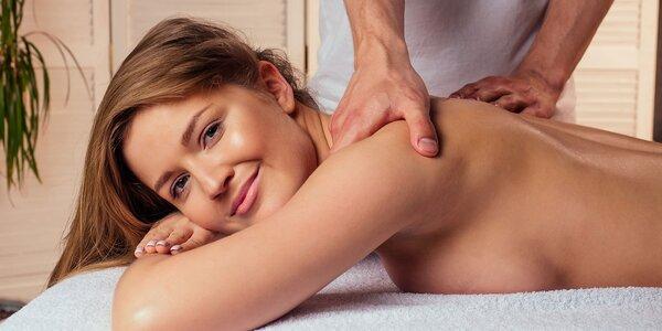 Dokonale uvoľňujúce masáže pre dámy