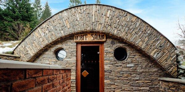 Dovolenka v tradičných dreveniciach s novým, unikátnym saunovým svetom