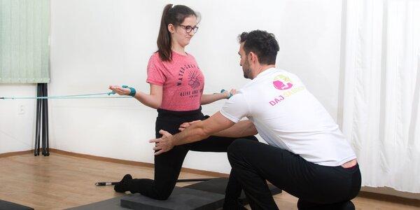 Fyzioterapeutická masáž, bankovanie či SM systém pre zdravý chrbát