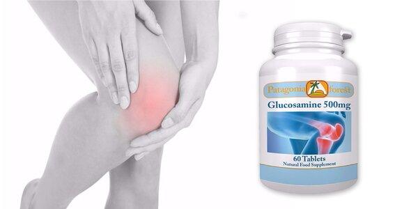 Glukozamín sulfát - užívajte si opäť pohyb