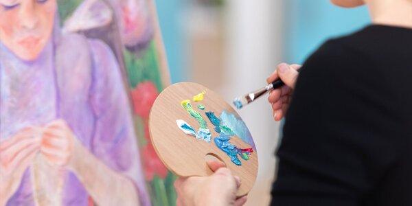 Prvý kurz maľovania podľa vzoru velikánov