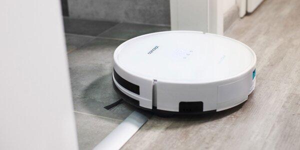 Najmodernejšie robotické vysávače a mopy