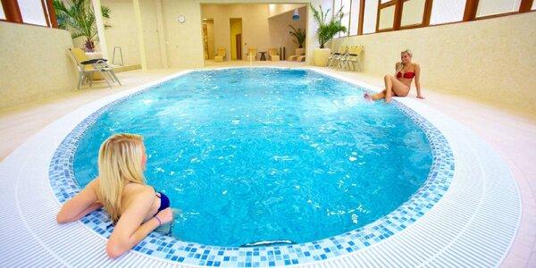 4* wellness pobyt pri pivovare Černá Hora s masážou či kúpeľom