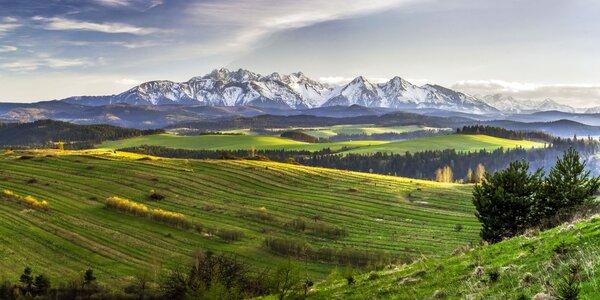 Slovensko je unikátne aj bez mora. 8 dôvodov, prečo dovolenkovať doma.