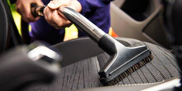 Čistenie interiéru či dezinfekcia klimatizácie vozidla ozónom