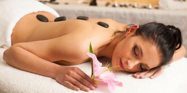 Doprajte si liečivé uvoľnenie na masážach