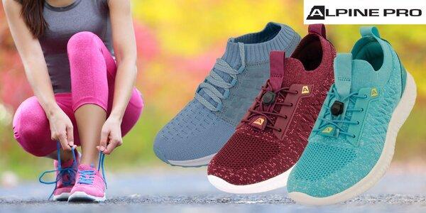 Odľahčená dámska i pánska športová obuv Alpine Pro