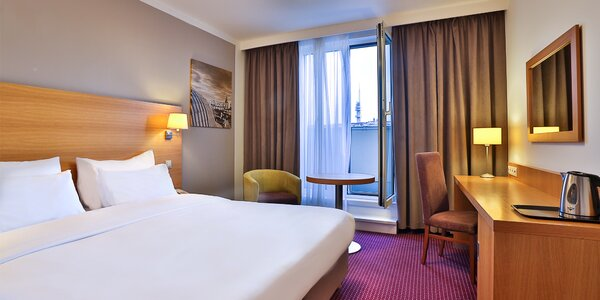 Za krásami Prahy - pobyt v luxusnom hoteli v centre mesta