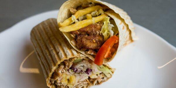 Kebab alebo falafel aj v novej prevádzke OSMAN CITY KEBAP
