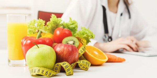 Mesačný stravovací plán na mieru zameraný na chudnutie