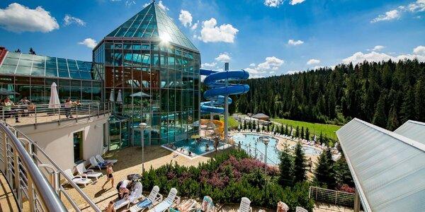 Dovolenka pre dvoch v adult friendly hoteli + aquapark