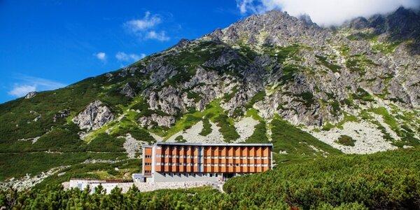 Jedinečný wellness pobyt v 4* horskom hoteli pod Gerlachovským štítom