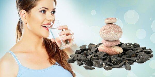 Prírodný filter pre ešte zdravšiu vodu - ŠUNGIT!