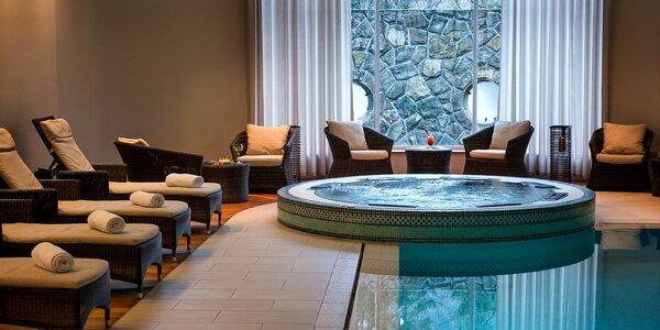 Wellness pobyt v krásnom 5* hoteli uprostred smrekového parku