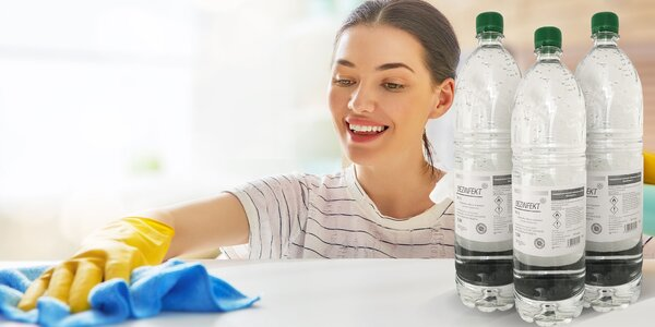 Univerzálna liehová dezinfekcia 70 % na báze bioetanolu (70 %)