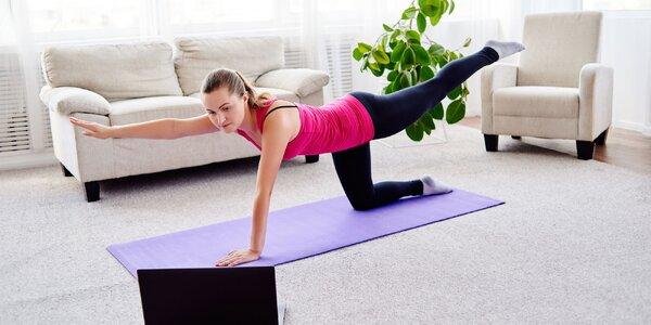 ONLINE konzultácie a cvičenia s fyzioterapeutom
