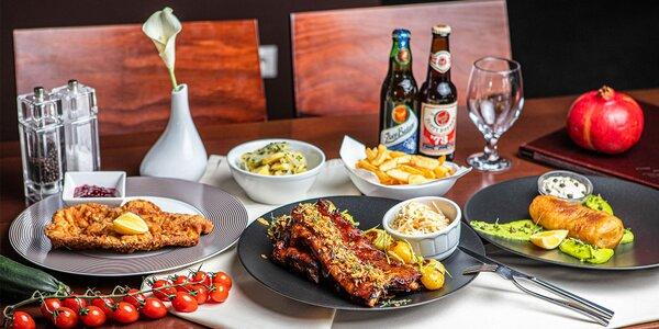 Špeciality z CUBES Restaurant: osobný odber alebo donáška zdarma