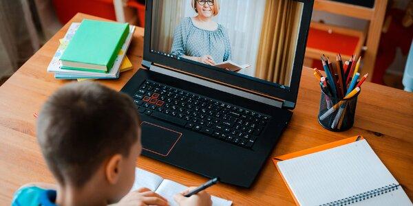 Online doučovanie pre žiakov základných, stredných škôl a gymnázií