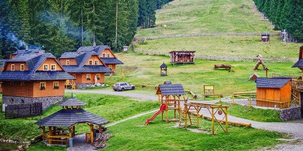 Dovolenka v horách Oravskej prírody s neobmedzeným wellness