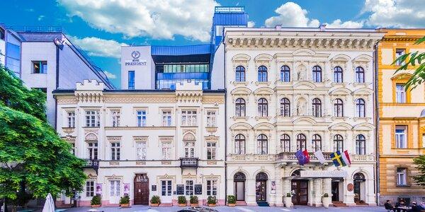 Pobyt v srdci Budapešti v elegantnom hoteli s wellness