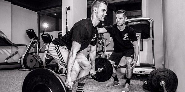 8 tréningov s profíkom v EfectFit s diagnostikou - 10 prevádzok v Bratislave