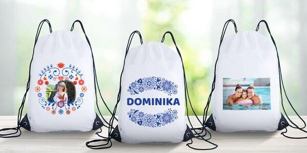 Vytvorte si originálne batohy s vlastnou potlačou