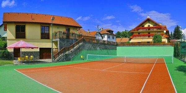 Pobyt v Liptovskom Jáne s možnosťou turistiky aj športových aktivít