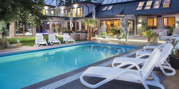 Luxusný pobyt na Liptove s neobmedzenými bazénmi