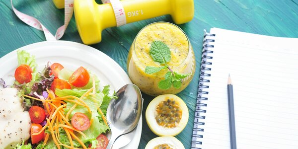 Schudnite s jedálničkom na mieru - online