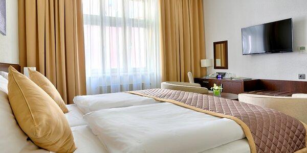Kúpeľný pobyt aj s procedúrou v Pro Patria Ensana Health Spa Hoteli