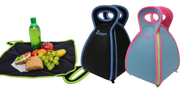 Termoizolačné tašky Baggie na potraviny i nápoje