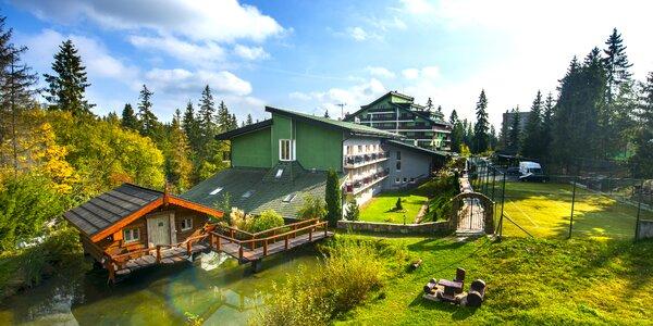 Pobyt v Tatranskej Štrbe s podmanivým wellness