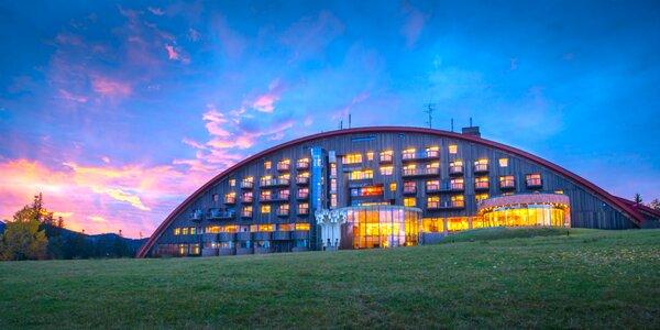 Pobyt s neobmedzeným wellness v 4* hoteli Montfort