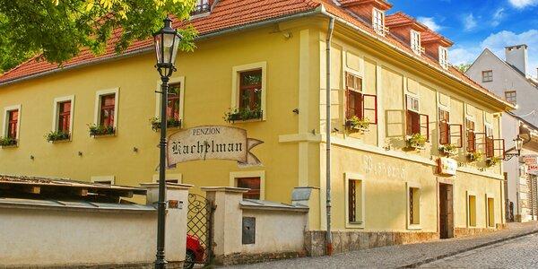 Penzión s wellness v historickom centre Banskej Štiavnice